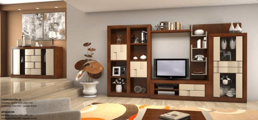 muebles de madera de roble muebles los barriales