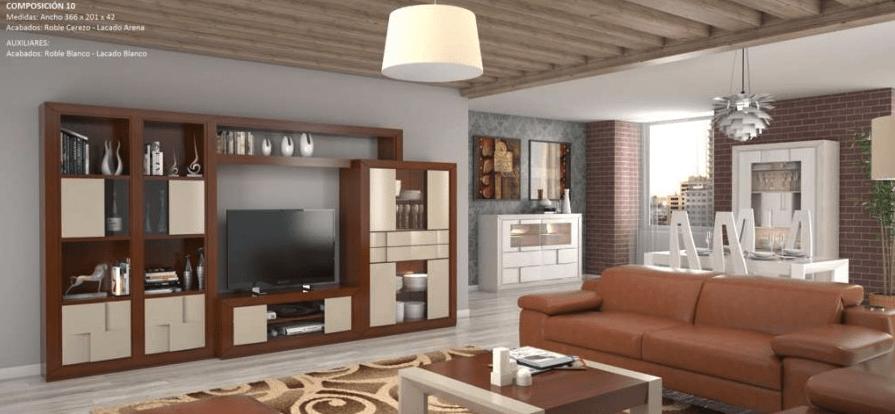 Muebles de madera de roble2