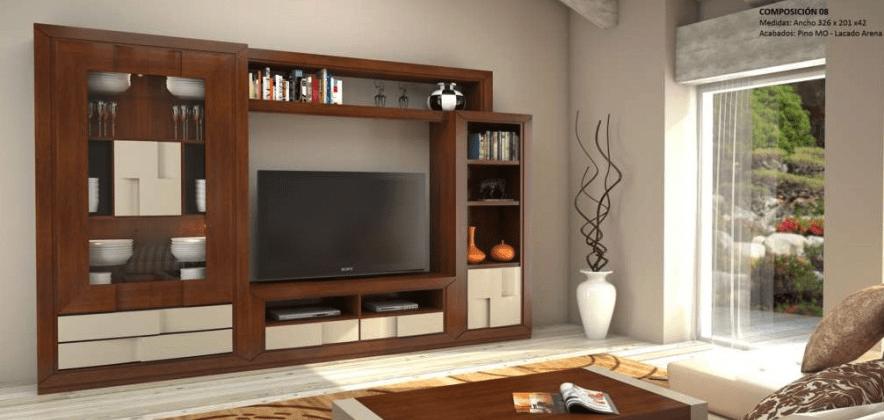 Muebles de madera de roble3