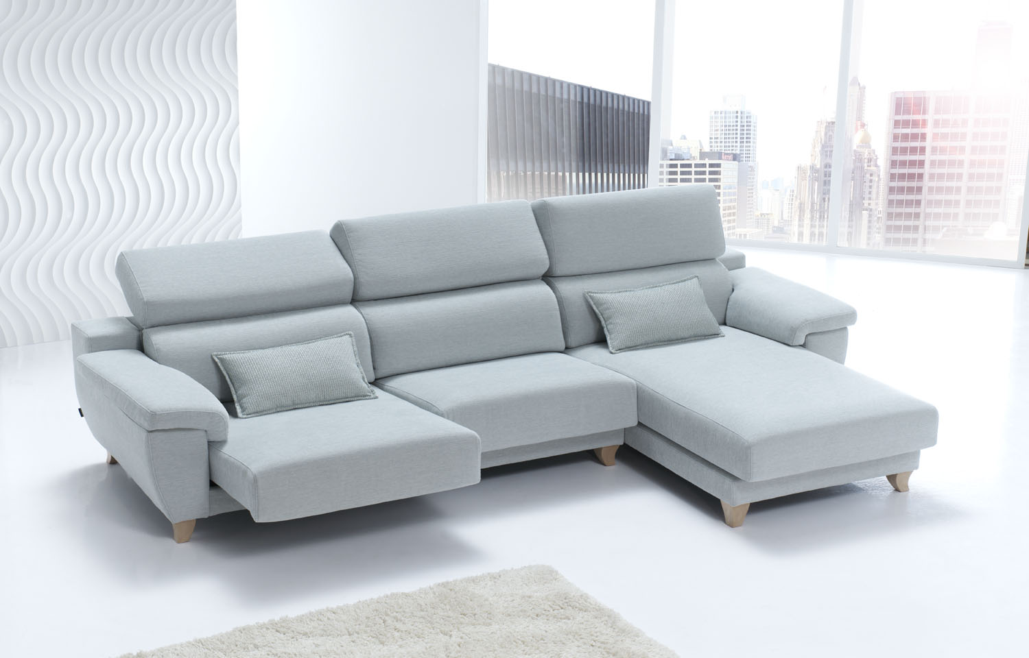 sillon sofas Muebles los barriales. Betty