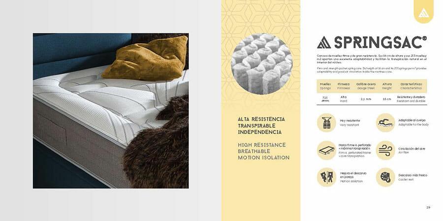 Catalogo colchones Gomarco SAC muebles los barriales 2019 15