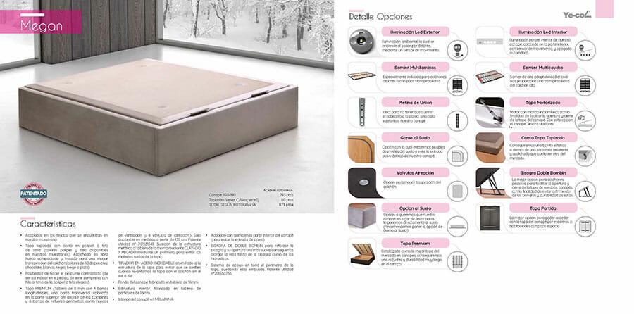 Catalogo colchones y canapes muebles los barriales 2019 004