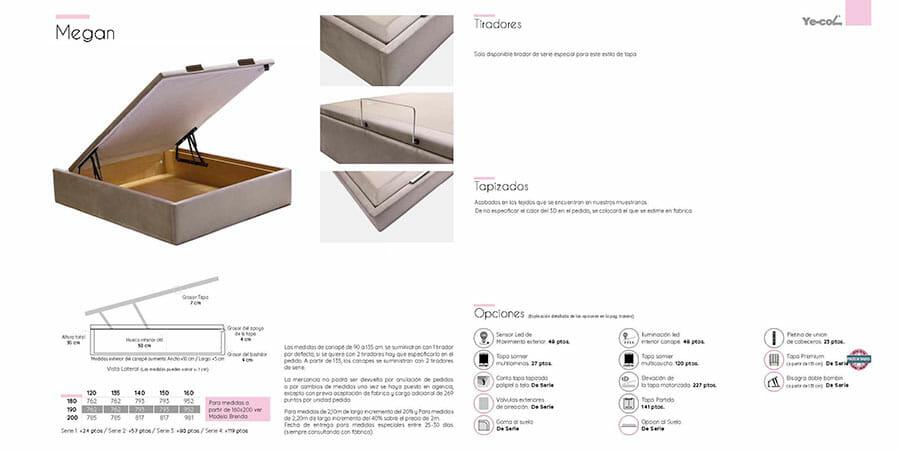 Catalogo colchones y canapes muebles los barriales 2019 005