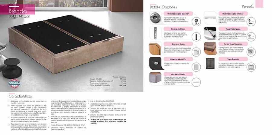 Catalogo colchones y canapes muebles los barriales 2019 006