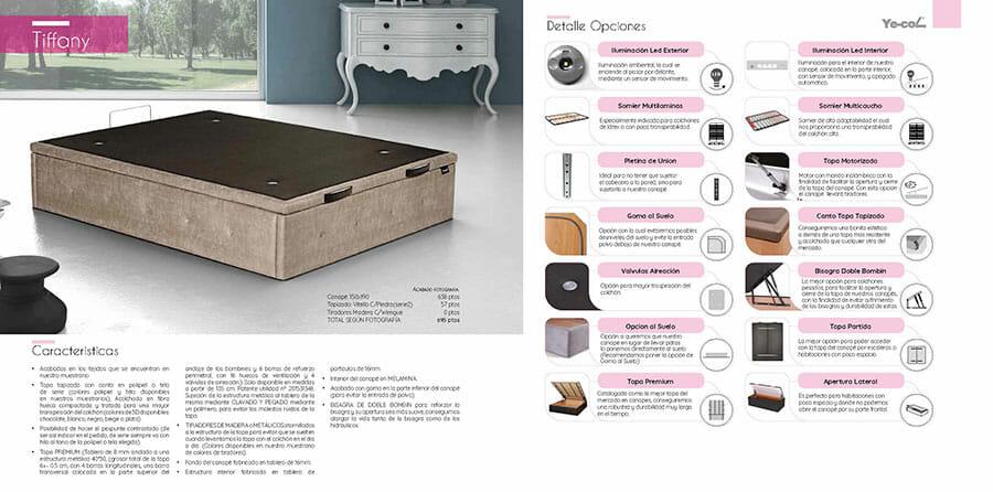 Catalogo colchones y canapes muebles los barriales 2019 008