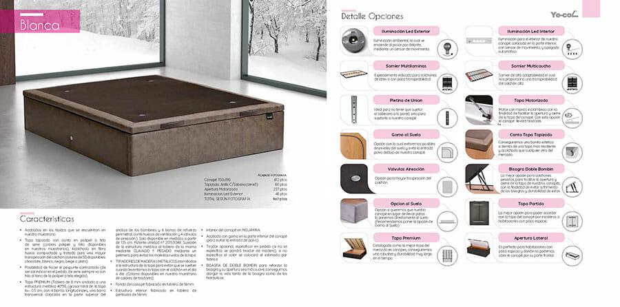 Catalogo colchones y canapes muebles los barriales 2019 016