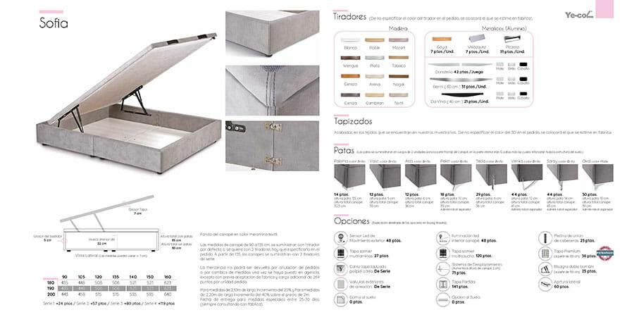 Catalogo colchones y canapes muebles los barriales 2019 023