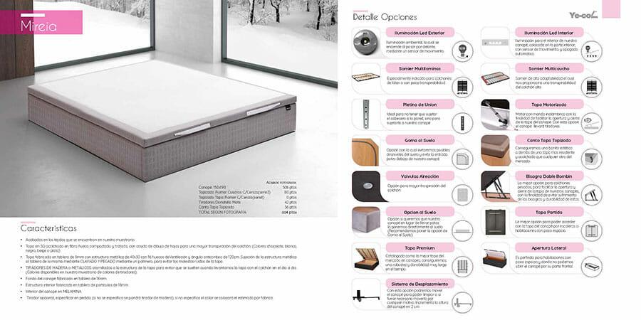 Catalogo colchones y canapes muebles los barriales 2019 028