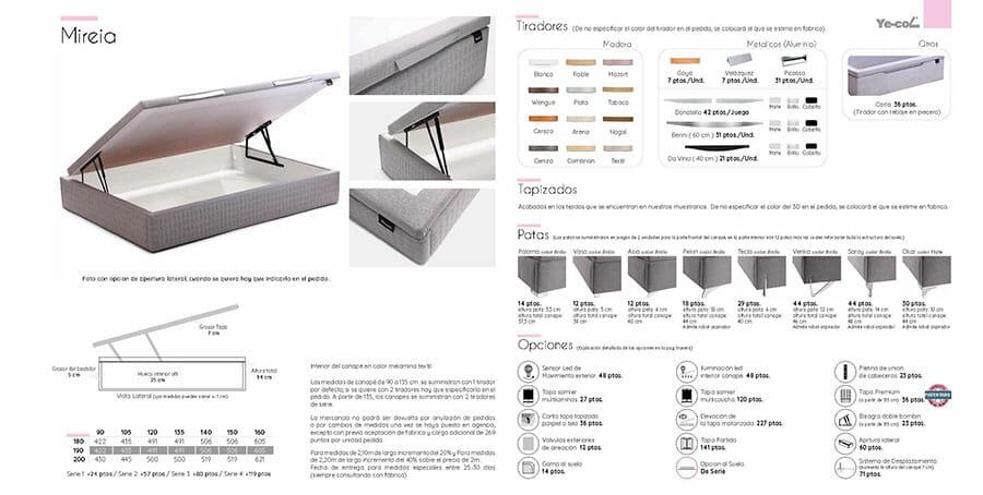 Catalogo colchones y canapes muebles los barriales 2019 029