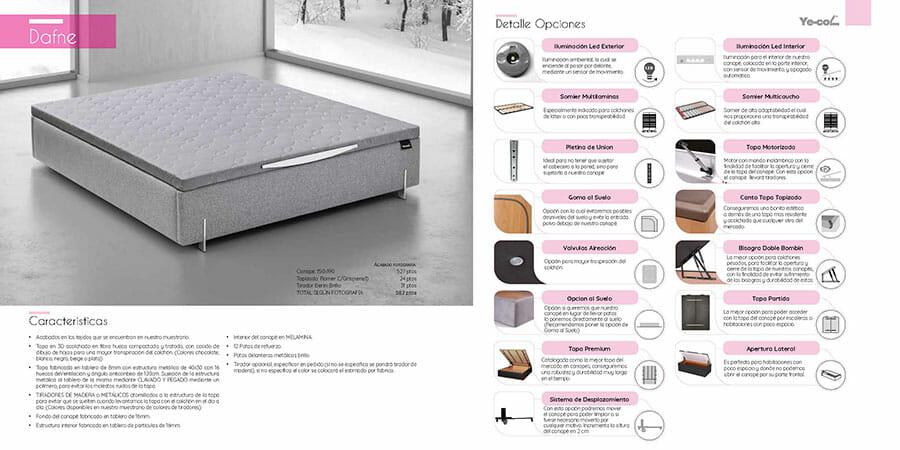 Catalogo colchones y canapes muebles los barriales 2019 030