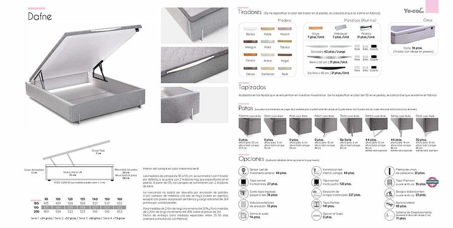 Catalogo colchones y canapes muebles los barriales 2019 031