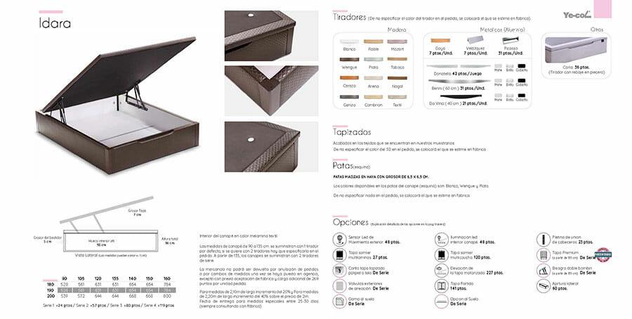 Catalogo colchones y canapes muebles los barriales 2019 035