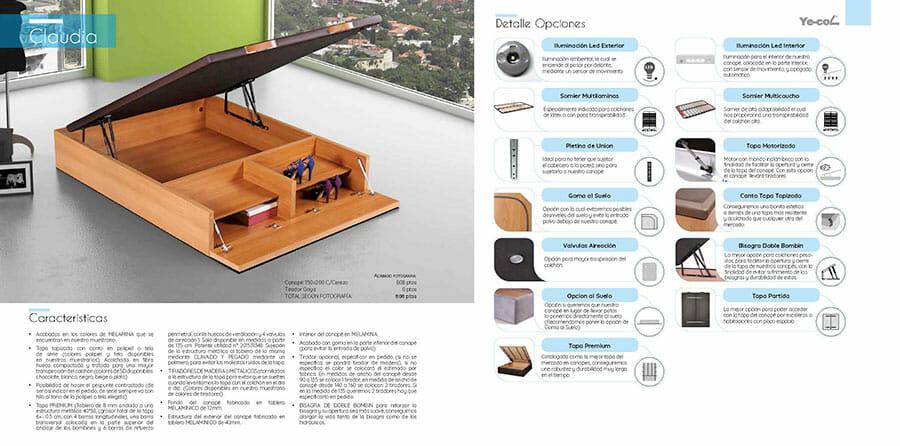Catalogo colchones y canapes muebles los barriales 2019 054