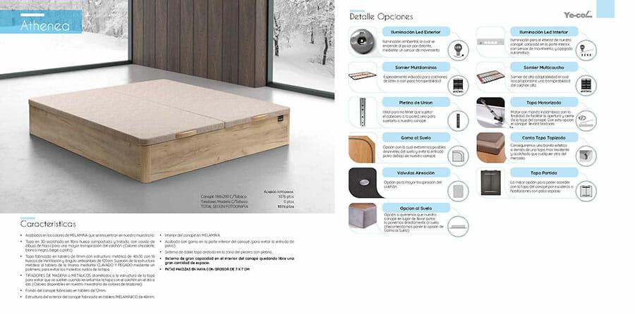 Catalogo colchones y canapes muebles los barriales 2019 058