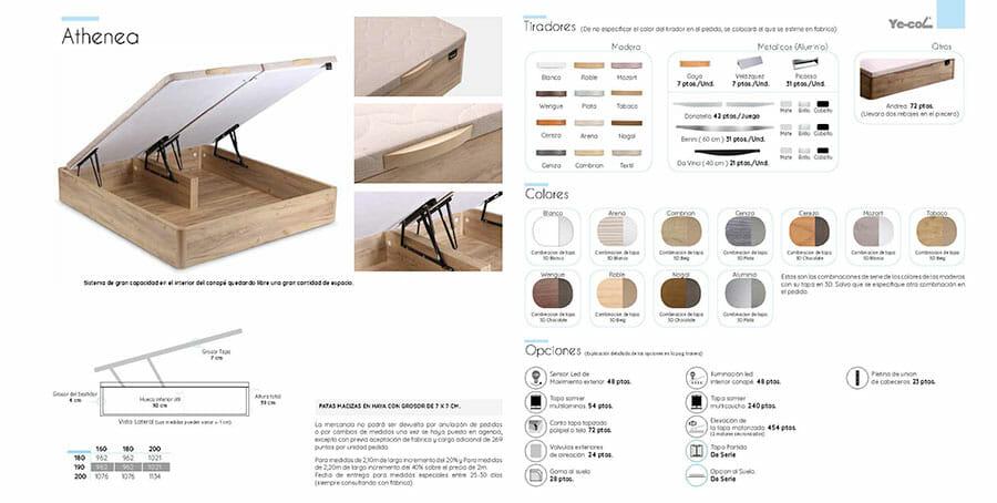 Catalogo colchones y canapes muebles los barriales 2019 059