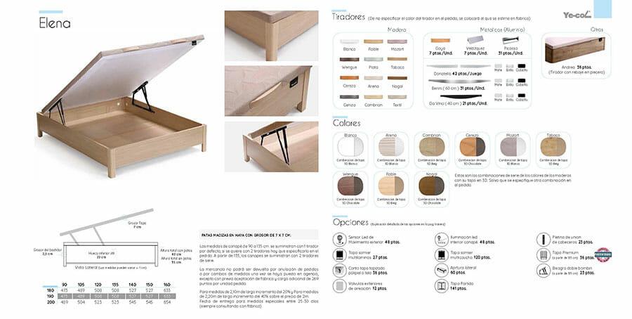 Catalogo colchones y canapes muebles los barriales 2019 081