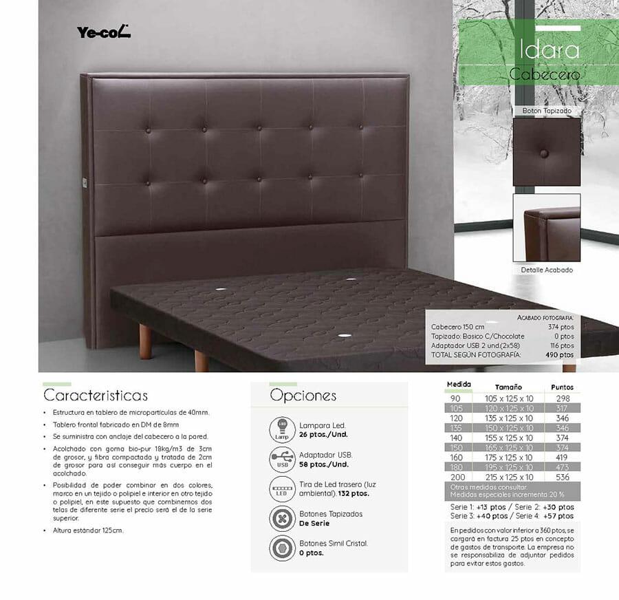 Catalogo colchones y canapes muebles los barriales 2019 084