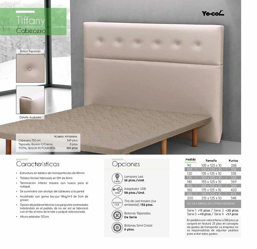 Catalogo colchones y canapes muebles los barriales 2019 085