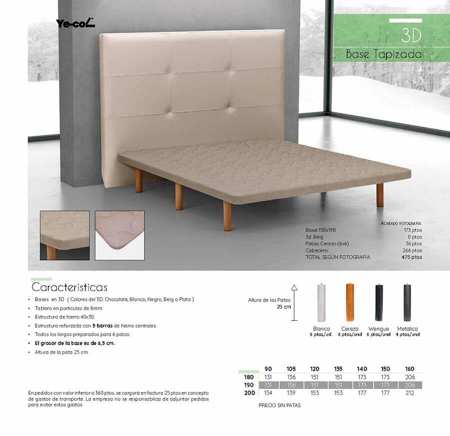 Catalogo colchones y canapes muebles los barriales 2019 098